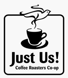Just Us Coffee Company - fair trade coffee, tea, sugar, chocolate