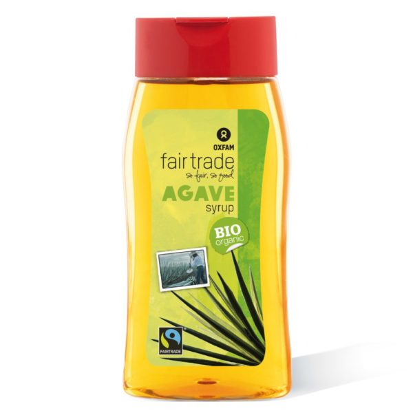 Fair trade agave nectar (organic) from Oxfam Fair Trade on the Rosette Network online store