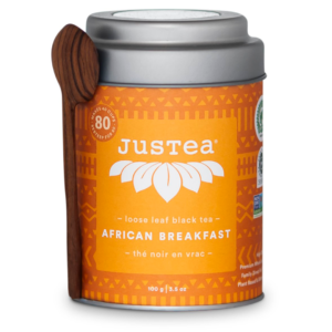 African Breakfast tea by JusTea on Rosette Fair Trade online store