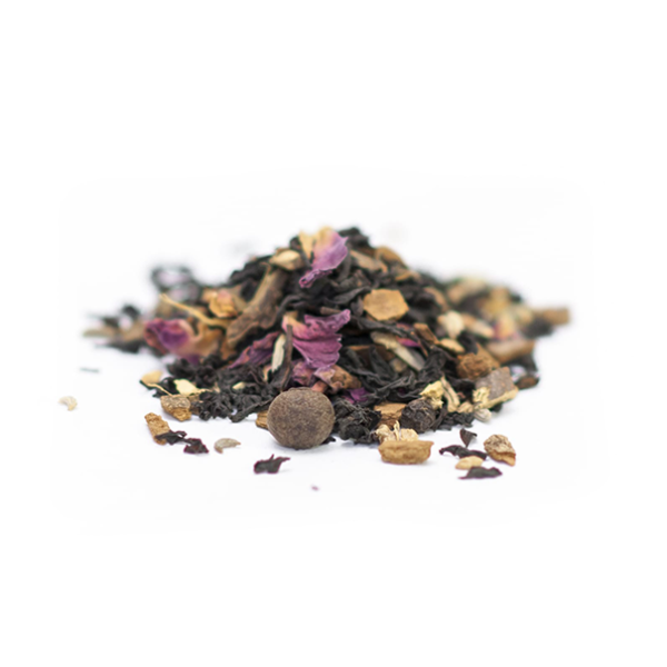 African Chai loose leaf tea by JusTea on Rosette Fair Trade web store