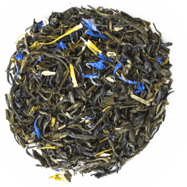 Purple Jasmine loose leaf tea by JusTea on Rosette Fair Trade web store