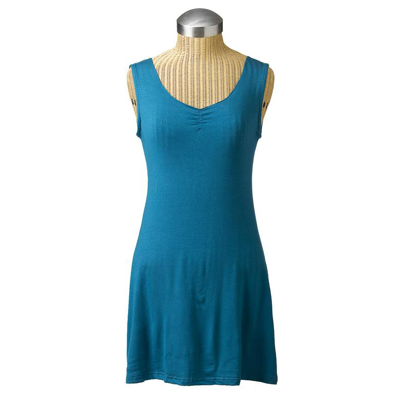 Jane Tunic by Ark Imports (teal) on Rosette Fair Trade