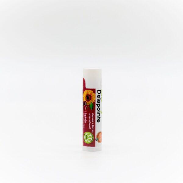 Cherry calendula lip balm by Delapointe on Rosette Fair Trade online store