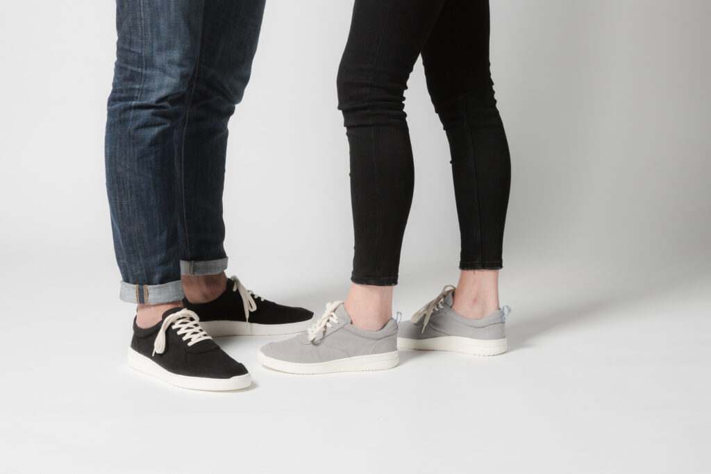 Fairtrade organic vegan MELA sneaker by etik & co. on the Rosette Fair Trade online store