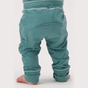 Fair trade baby leggings (Organic Cotton Baby Legging) by The Good Tee on the Rosette Network