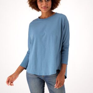 Fair trade batwing tee (The Relaxed Fit Eco-Batwing Tee) by The Good Tee on the Rosette Network