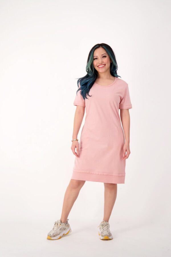 Everyday Pocket Dress by The Good Tee on Rosette Fair Trade
