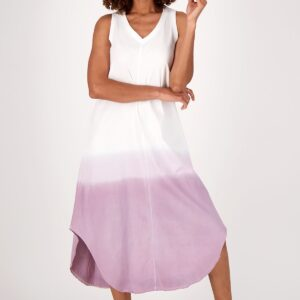 Fair trade summer dress (Easy To Love Midi Dress) by The Good Tee on the Rosette Network