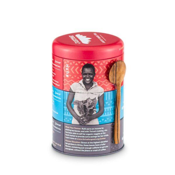 Black Tea Trio by JusTea on Rosette Fair Trade online store