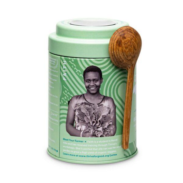 Golden Green tea by JusTea on Rosette Fair Trade online store